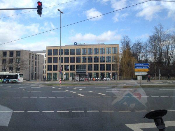 Kopf Bau Nürnberg