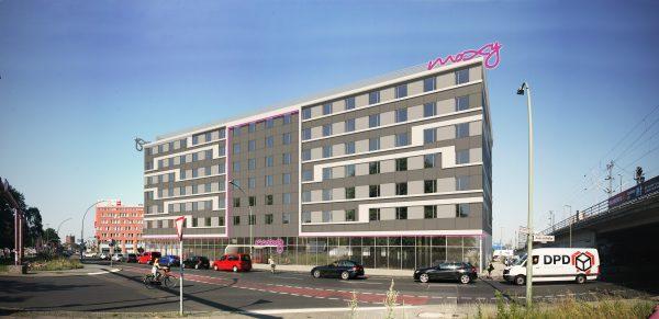 """Hotel """"Moxy"""" Berlin"""
